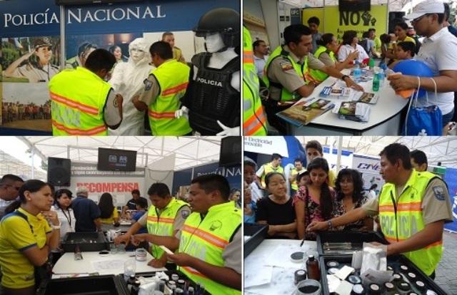 Asamblea de seguridad y participaci n ciudadana polic a for Ministerio del interior policia nacional del ecuador