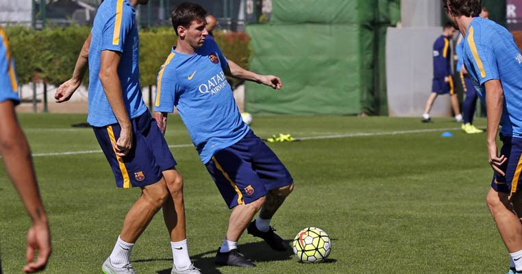 Messi Trains in Revolutionary Next-Gen Adidas Messi 2016 Prototype Boots