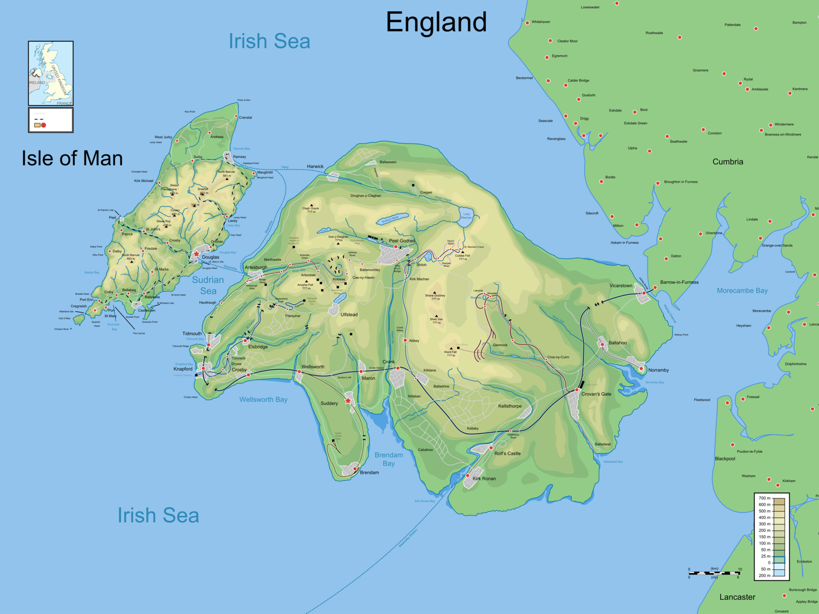 Image result for Sodor map