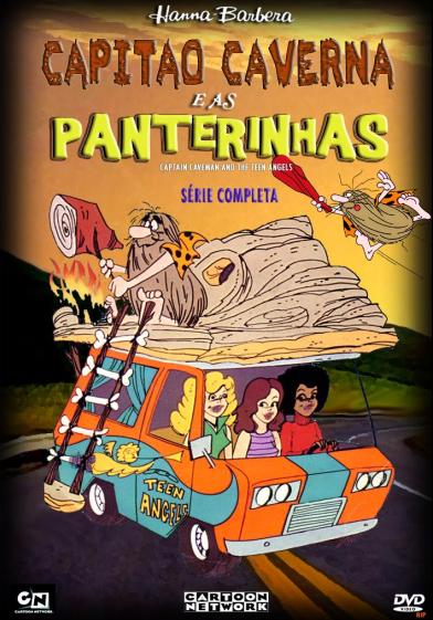 Resultado de imagem para capitão caverna e as panterinhas
