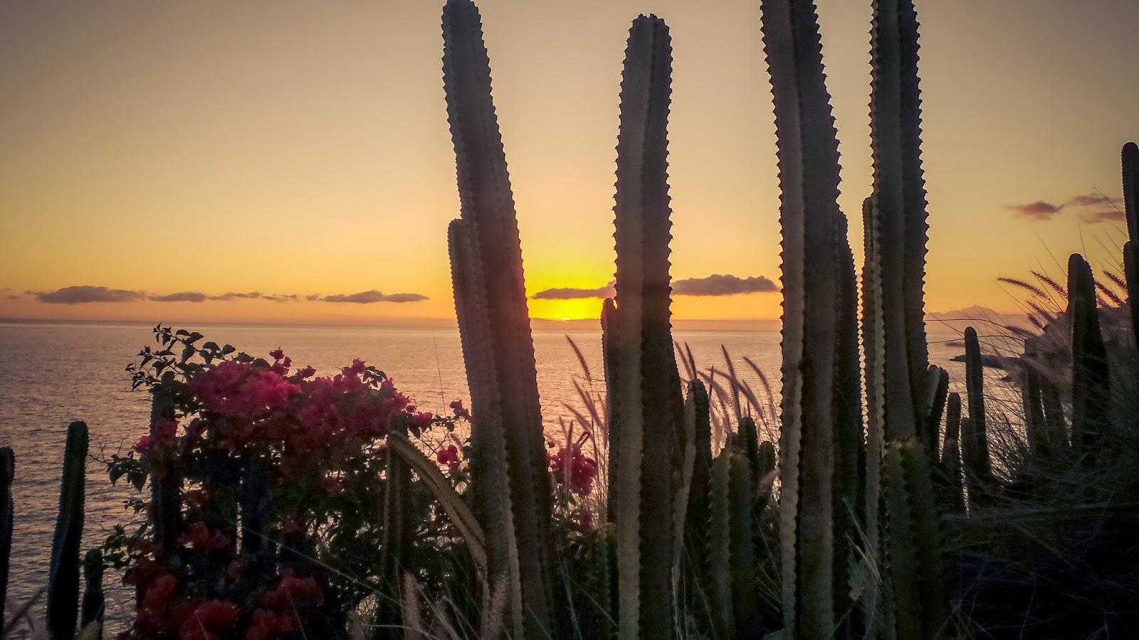 amadores sunset, gran canaria, travel photography, mandy charlton
