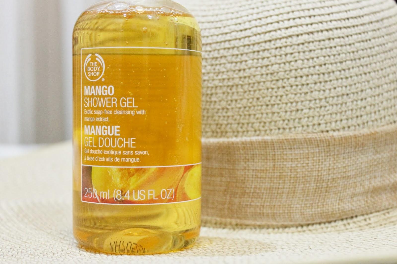 Jenny zhu review the body shop strawberry mango - The body shop mango shower gel ...