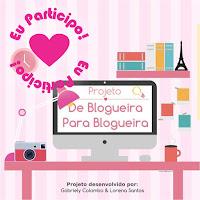 Projeto de Blogueira Para Blogueira