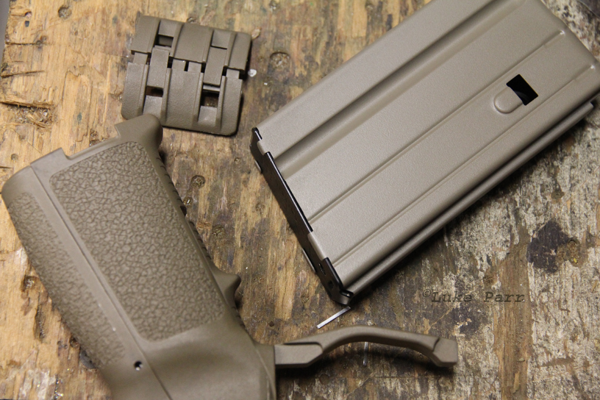 Magpul Fde Paint Magpul Fde Miad Grip And