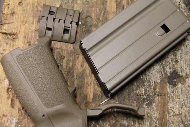 Magpul Fde Paint to Magpul's Fde Would be