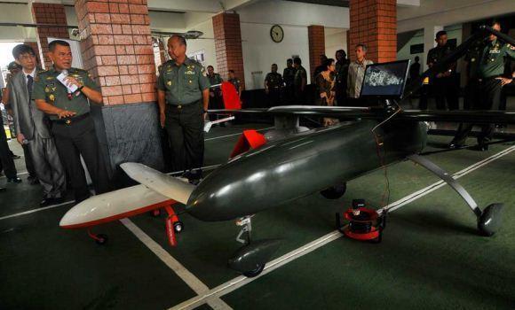 Riset teknologi TNI AD