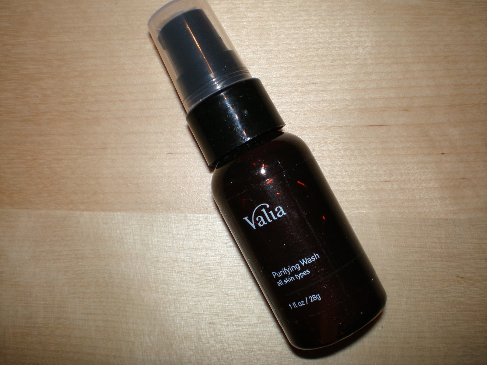 Valia Purifying wash