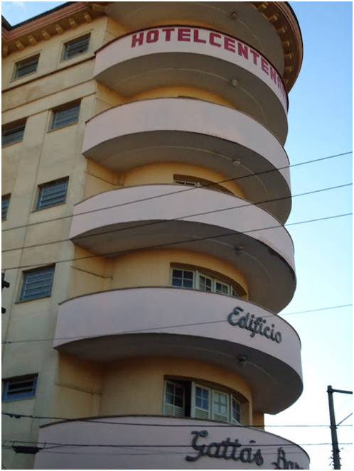 EDIFÍCIO GATT'AS BARA