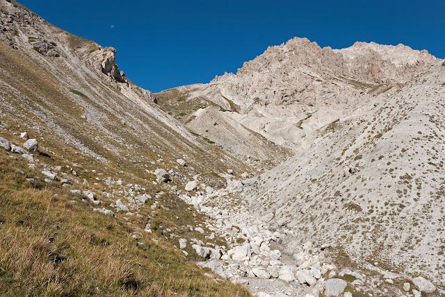 Sella delle Veticole e Monte Prena