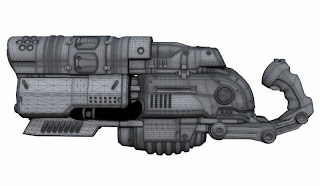 Rail gun Quake 4 Video game weapons