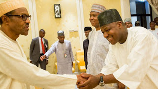2019: APC leaders move to reconcile Buhari, Saraki, Dogara