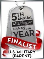2011 MilBlog Finalist