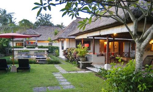 Mahalnya Rumah Gaya Bali di Amerika Serikat