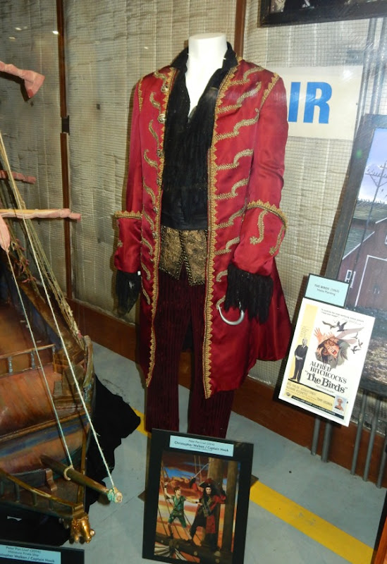 Peter Pan Live Captain Hook costume
