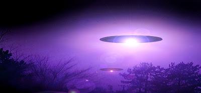 ¿UFO en China?