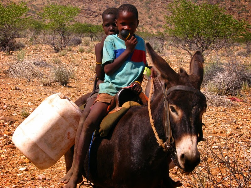 Namibia - rural transport