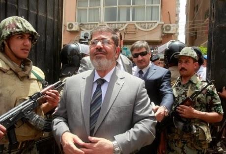 Presiden Mursi Akan Dibicarakan 4 Novemver Ini