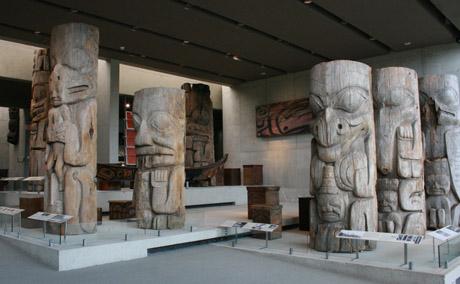Museo de Antropología, Vancouver, Canada