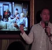 Mr Steve N Allen live topical comedy