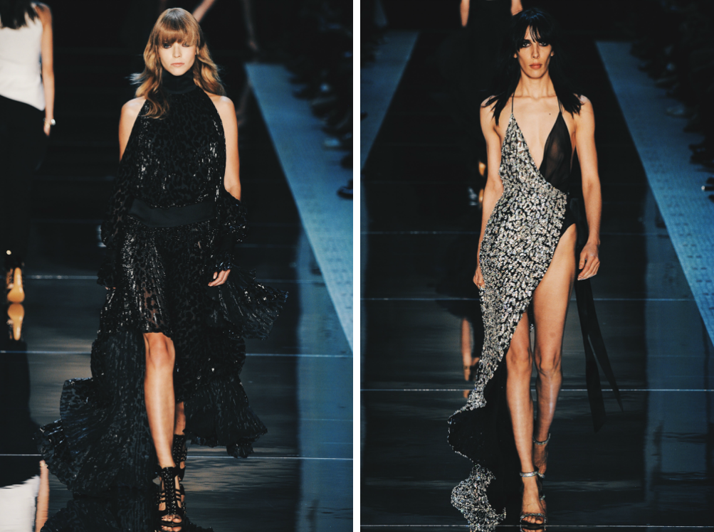Ana Maddock- Alexandre Vauthier Paris Haute Couture Fashion Week SS16