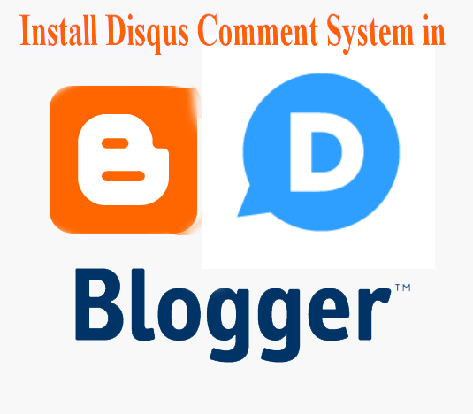 Install Disqus Comment System