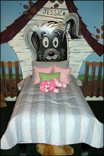 girls bedrooms dog theme girls bedrooms dog