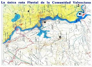 Cañón del Jucar 2006