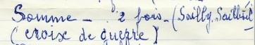 La bataille de la Somme en 1916 vue par mon grand-père Pierre Lebouc