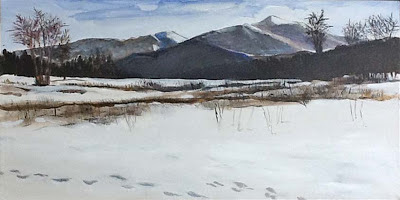 Adirondack Art, Gail McKay, Saranac Lake ArtWorks