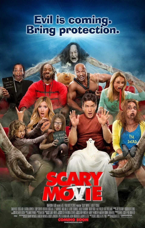 Scary Movie 5 2013 movie