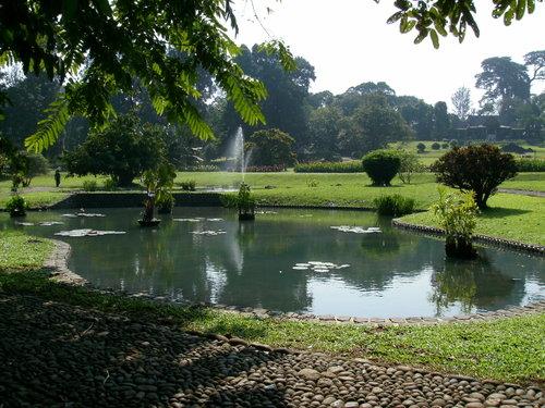Objek Wisata Kebun Raya Bogor