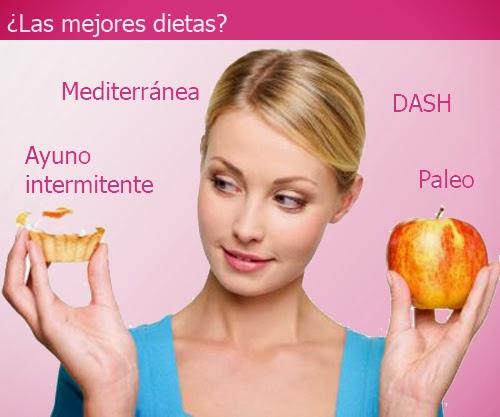 las mejores dietas