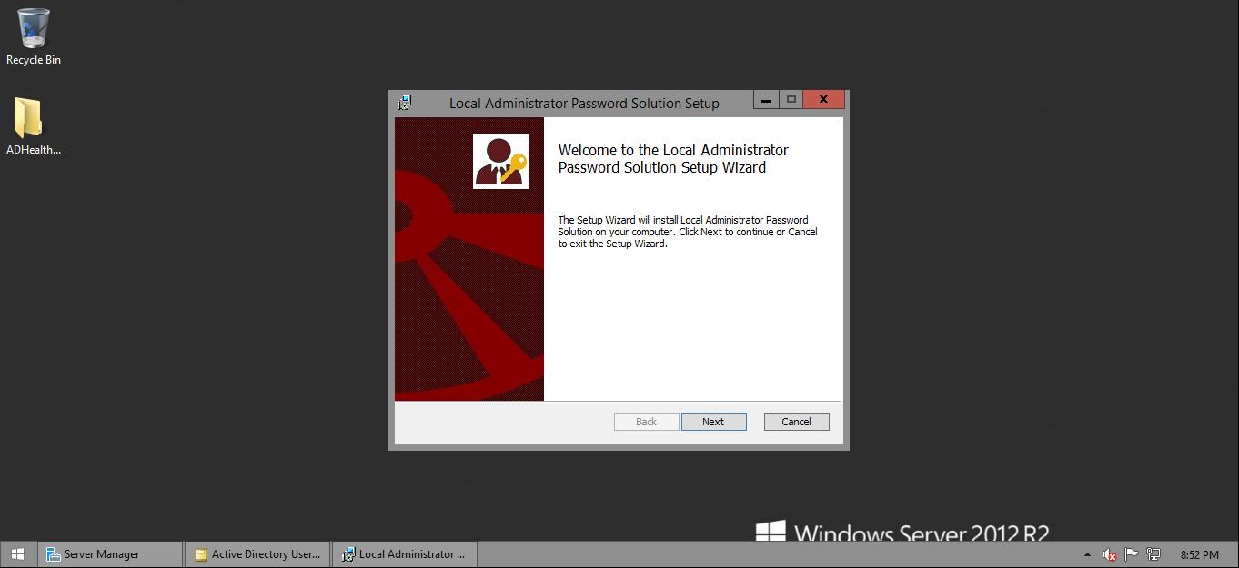 windows 7/8 local admin password reset