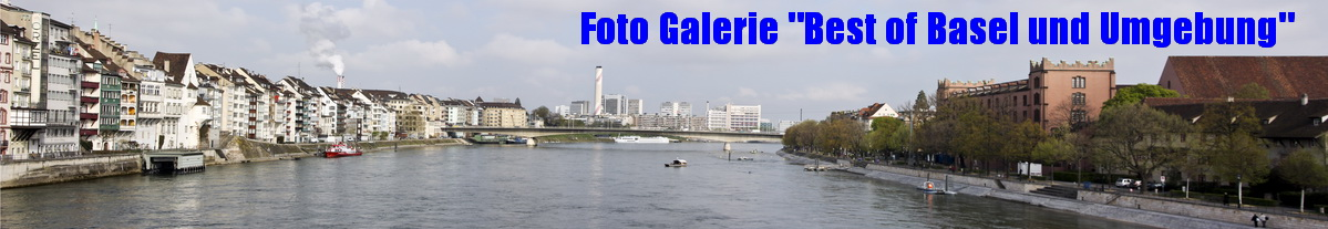 "Basler Max: Foto Galerie ""Basel und Umgebung"""