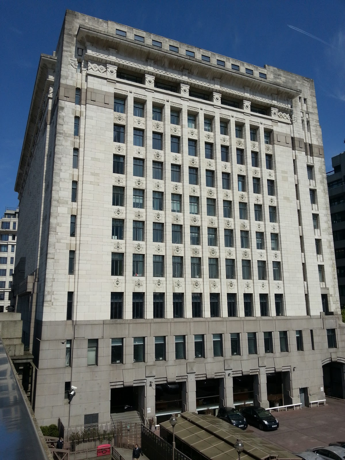 Adelaide House, London Bridge