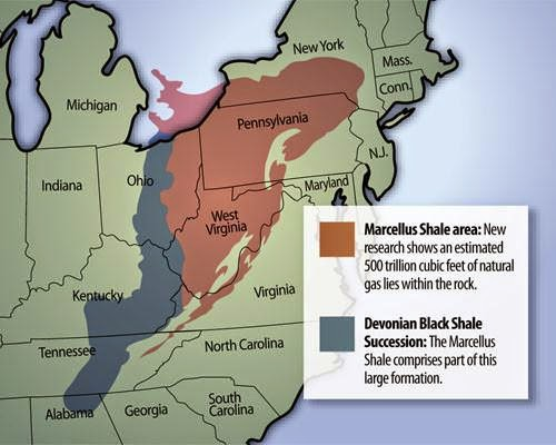 New York state shale gas: Not so much - Resilience