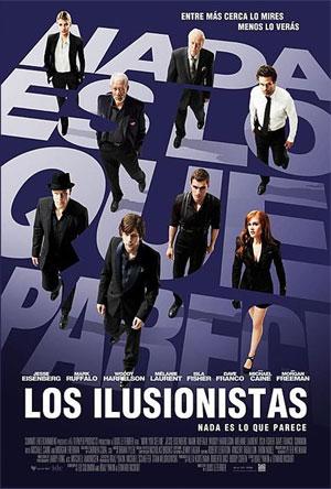 Los ilusionistas: Nada es lo que parece (2013) Dvdrip | Español latino (Putlocker)