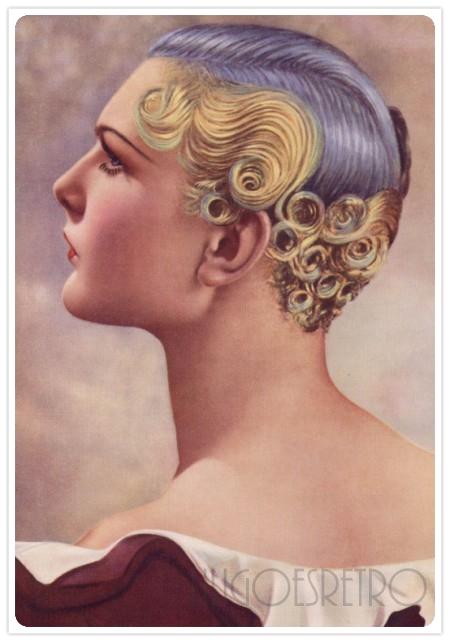 lili goes retro frisuren vergangener jahrzehnte 30er jahre