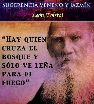 Sugerencia. León Tolstoi