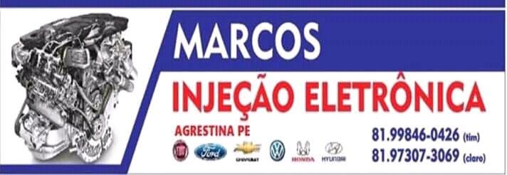 MARCOS  INJEÇÃO ELETRÔNICA