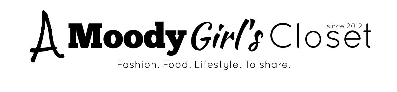 A Moody Girl's Closet