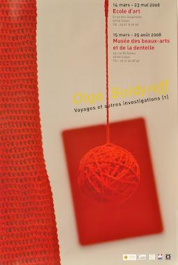 Voyages et autres investigations (1), Musée des Beaux-Arts & Ecole d'Art, Calais, 2008 - Web album
