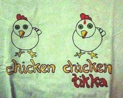 Chicken Tikka - Desi Troll - Desi Stuff - Desi Unit