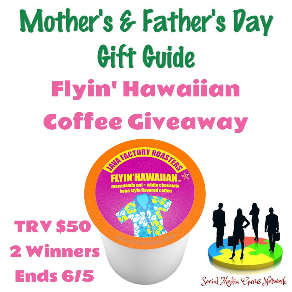 Flyin' Hawaiian Coffee Giveaway
