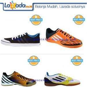 Belanja-Sepatu-Mudah? Lazada-Indonesia-Solusinya!