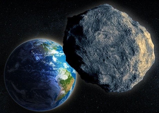 obliterating asteroid earth - photo #23