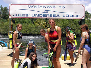 Jules' Undersea Lodge, Florida