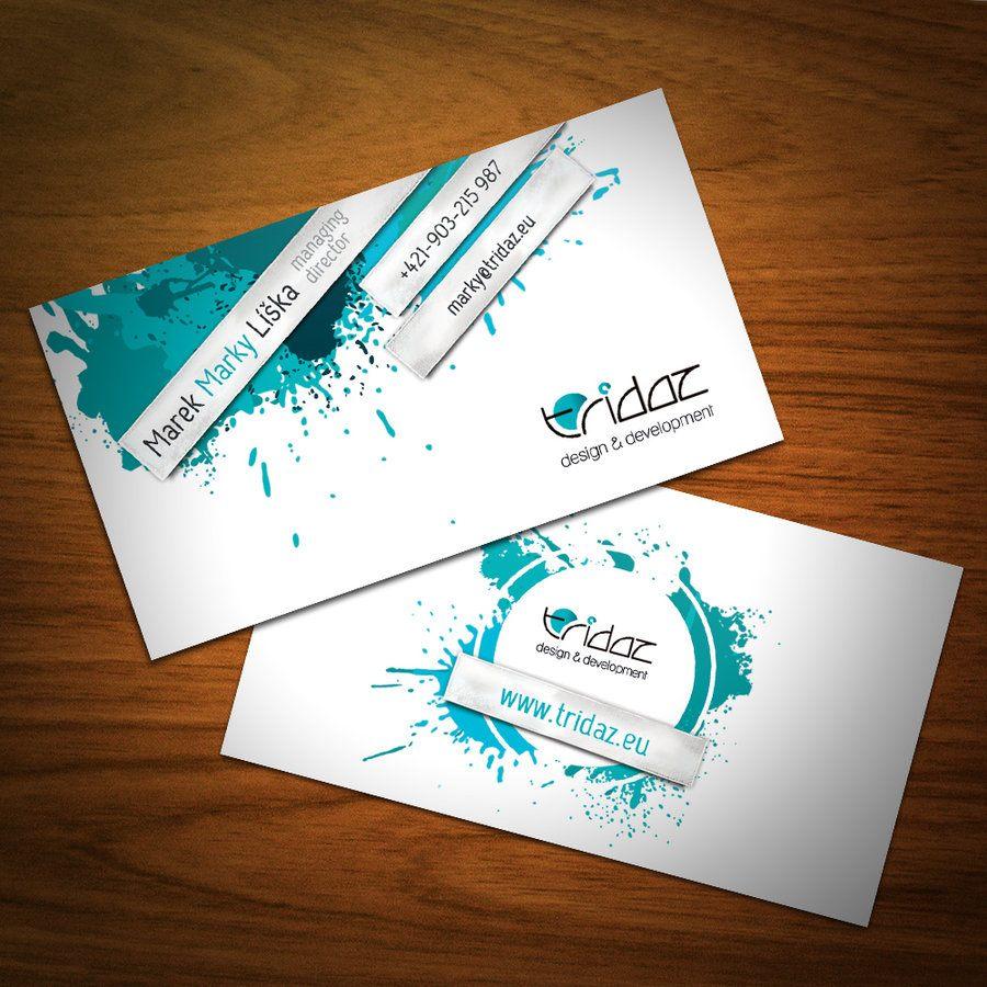 Logo Identit Visuelle Carte Visite