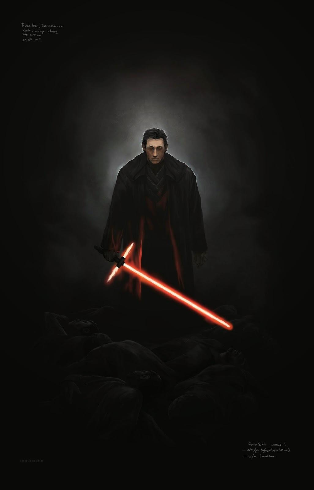 Star Wars 7 Concept Art Luke Leaked Art of Star Wars 7