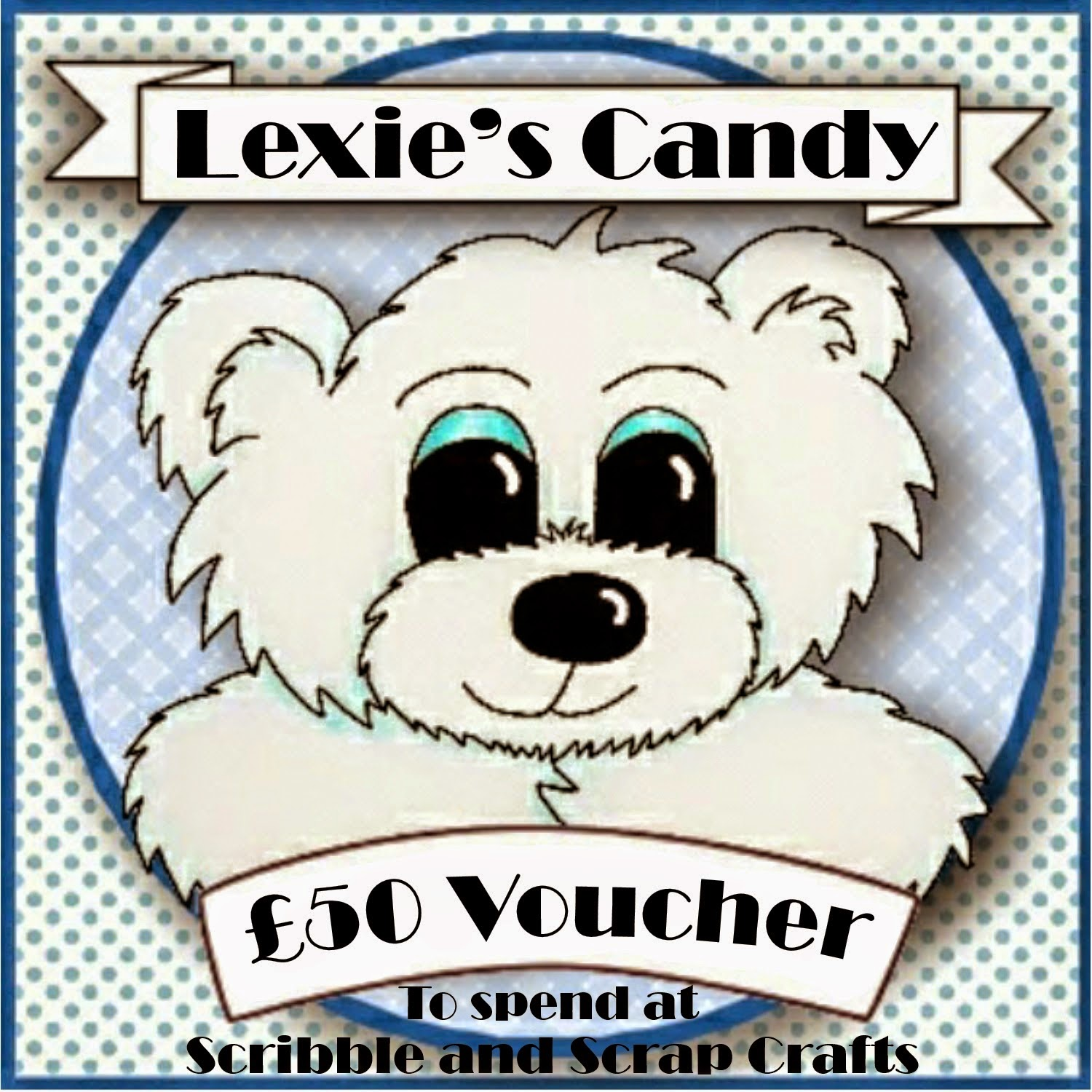 Lexie's 500 follower candy!